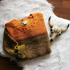 Bar III // Hi-Lo Ombre Sweater